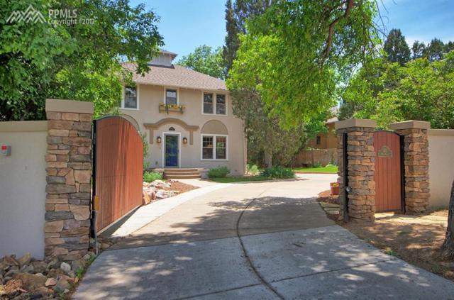 1411 Mesa Avenue, Colorado Springs, CO 80906 (#7990733) :: Jason Daniels & Associates at RE/MAX Millennium