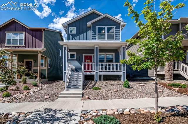 2466 Ellingwood Drive, Colorado Springs, CO 80910 (#7991114) :: Tommy Daly Home Team