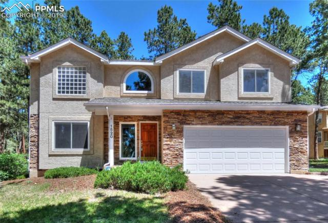1520 Woodrose Court, Colorado Springs, CO 80921 (#7991171) :: Action Team Realty