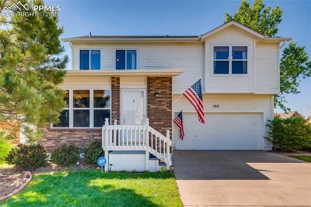 5313 Hawk Springs Drive, Colorado Springs, CO 80923 (#7991223) :: Fisk Team, RE/MAX Properties, Inc.