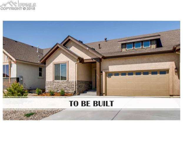 6615 Calico Crest Heights, Colorado Springs, CO 80923 (#7991444) :: CENTURY 21 Curbow Realty