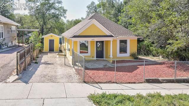 839 E Costilla Street, Colorado Springs, CO 80903 (#7992147) :: 8z Real Estate