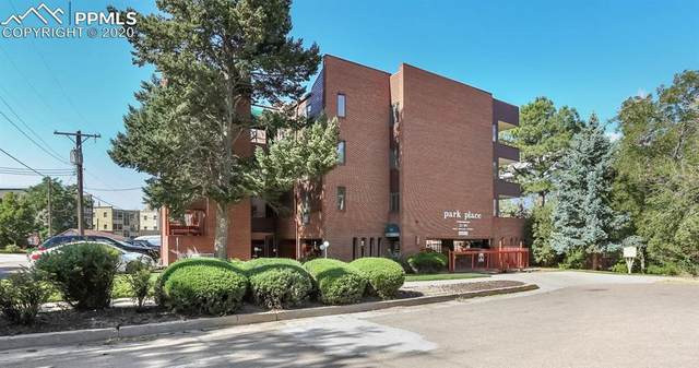 33 W Boulder Street, Colorado Springs, CO 80903 (#7992673) :: The Daniels Team