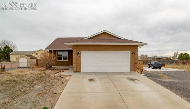 818 S Lupine Court, Pueblo West, CO 81007 (#7994341) :: The Treasure Davis Team