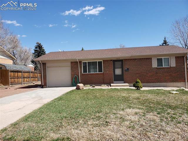 1409 Bates Drive, Colorado Springs, CO 80909 (#7995142) :: The Kibler Group