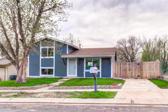 2180 Fernwood Drive, Colorado Springs, CO 80910 (#7995767) :: Fisk Team, RE/MAX Properties, Inc.