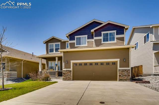 2545 Reed Grass Way, Colorado Springs, CO 80915 (#7997217) :: The Treasure Davis Team