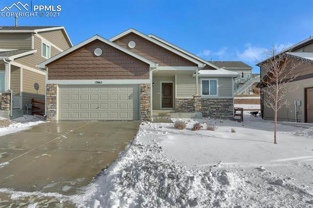 17865 Mining Way, Monument, CO 80132 (#7997523) :: Venterra Real Estate LLC
