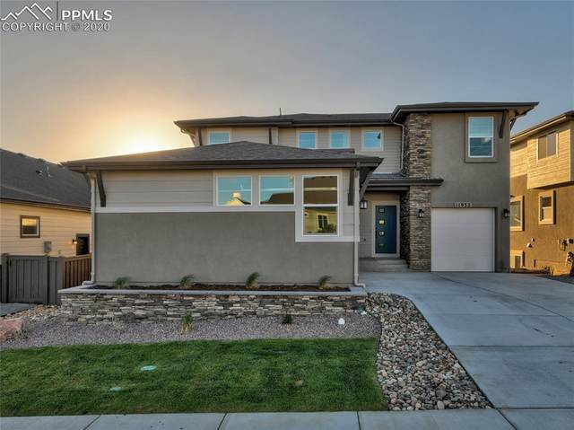 11932 Red Bullet Lane, Colorado Springs, CO 80921 (#7999751) :: Action Team Realty