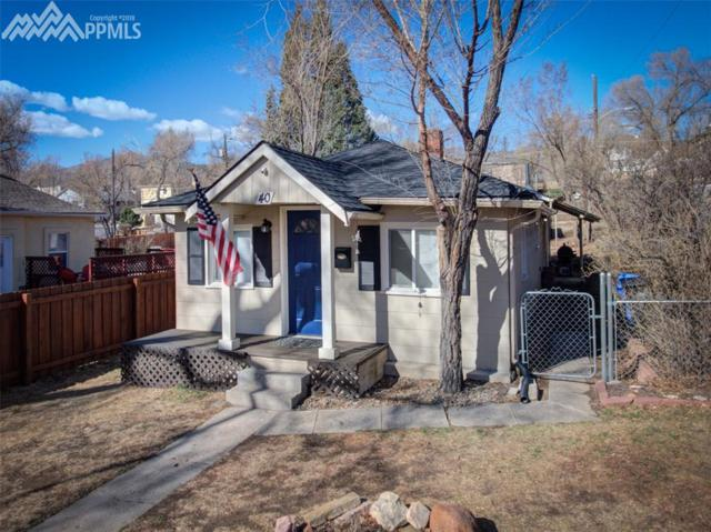40 N Chestnut Street, Colorado Springs, CO 80905 (#8000861) :: Jason Daniels & Associates at RE/MAX Millennium