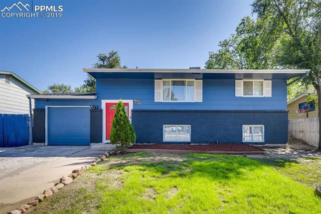4485 S Anjelina Circle, Colorado Springs, CO 80916 (#8001602) :: Tommy Daly Home Team
