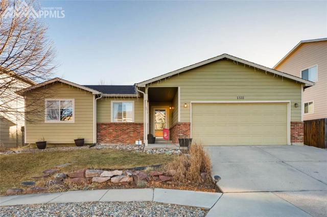 1511 Chadderton Court, Colorado Springs, CO 80907 (#8002530) :: The Treasure Davis Team