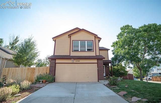 2780 Richmond Drive, Colorado Springs, CO 80922 (#8003276) :: The Kibler Group