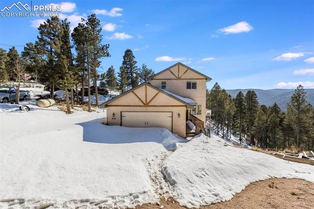 2639 Elk Park Road, Larkspur, CO 80118 (#8005178) :: HomeSmart