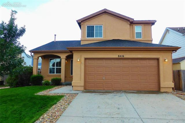 8416 Meadowcrest Drive, Fountain, CO 80817 (#8005578) :: Action Team Realty