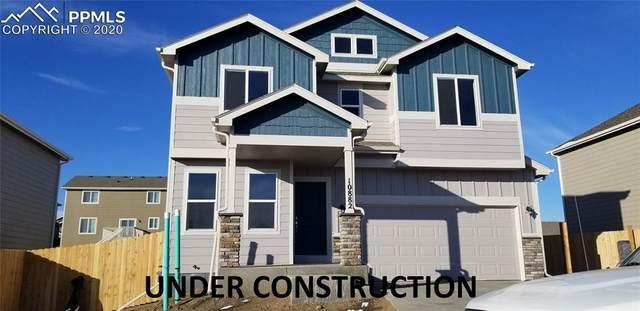 11056 Rockcastle Drive, Colorado Springs, CO 80925 (#8008194) :: Action Team Realty