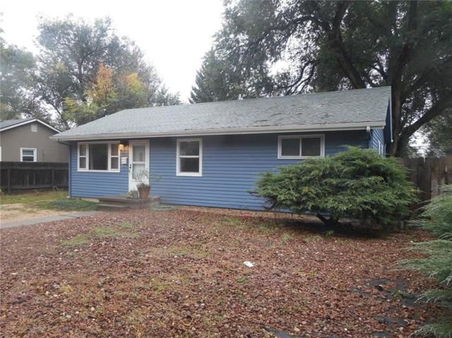 1107 E Madison Street, Colorado Springs, CO 80907 (#8011328) :: 8z Real Estate