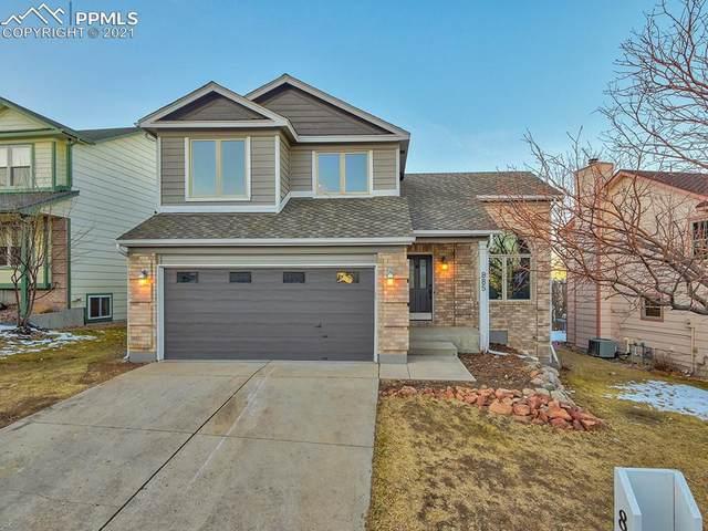 885 Royal Crown Lane, Colorado Springs, CO 80906 (#8016175) :: Finch & Gable Real Estate Co.