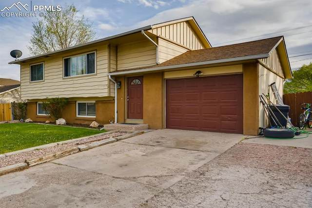 1424 Southmoor Drive, Fountain, CO 80817 (#8017180) :: Action Team Realty