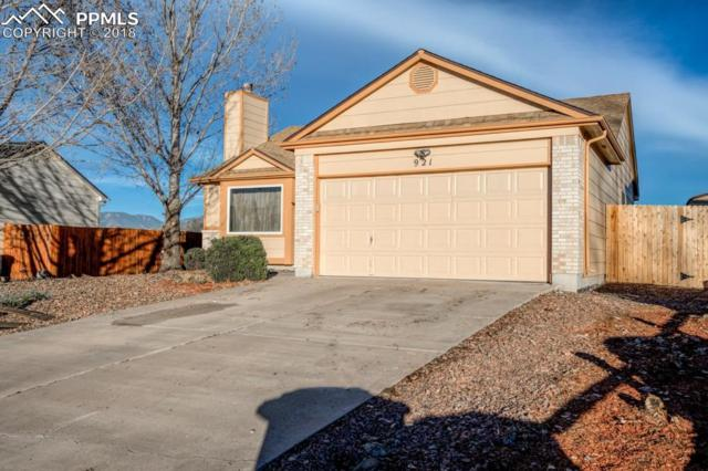 921 Daffodil Street, Fountain, CO 80817 (#8017344) :: Colorado Home Finder Realty