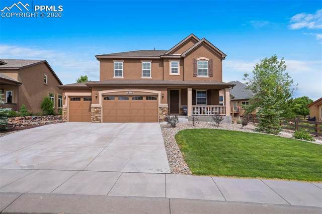16615 Mystic Canyon Drive, Monument, CO 80132 (#8019916) :: The Kibler Group