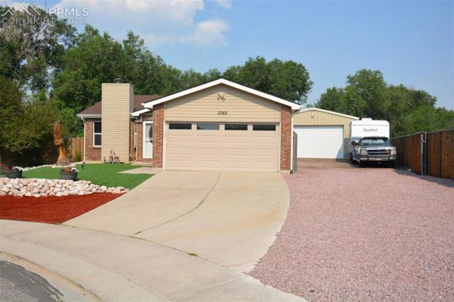 3360 Peartree Court, Colorado Springs, CO 80907 (#8021779) :: The Hunstiger Team
