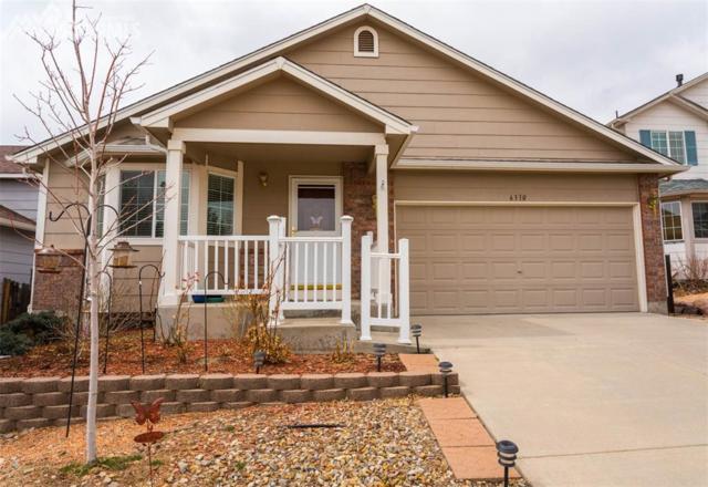 6310 Hartman Drive, Colorado Springs, CO 80923 (#8022126) :: RE/MAX Advantage