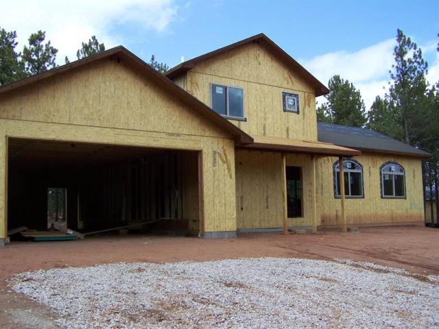 1322 Firestone Drive, Woodland Park, CO 80863 (#8022286) :: 8z Real Estate