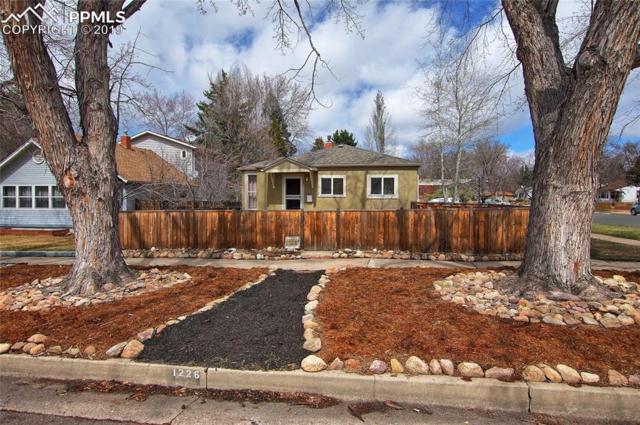 1226 E Dale Street, Colorado Springs, CO 80909 (#8023106) :: Venterra Real Estate LLC