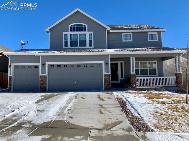 6941 Tullamore Drive, Colorado Springs, CO 80923 (#8025716) :: Action Team Realty