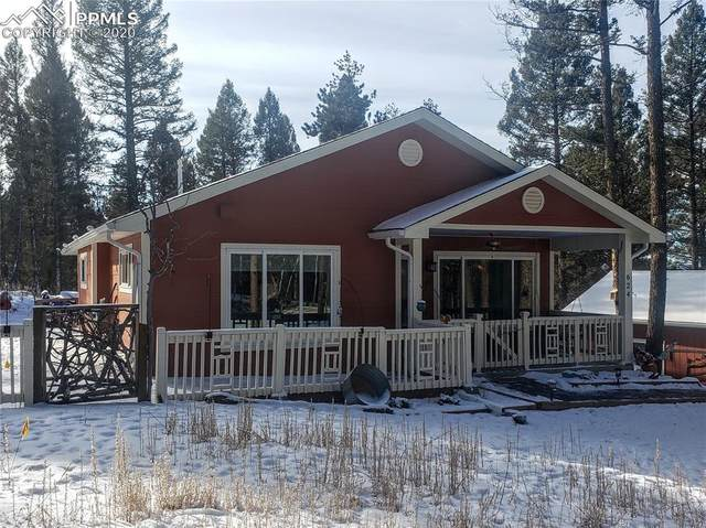 624 Pinewood Road, Florissant, CO 80816 (#8025957) :: The Dixon Group
