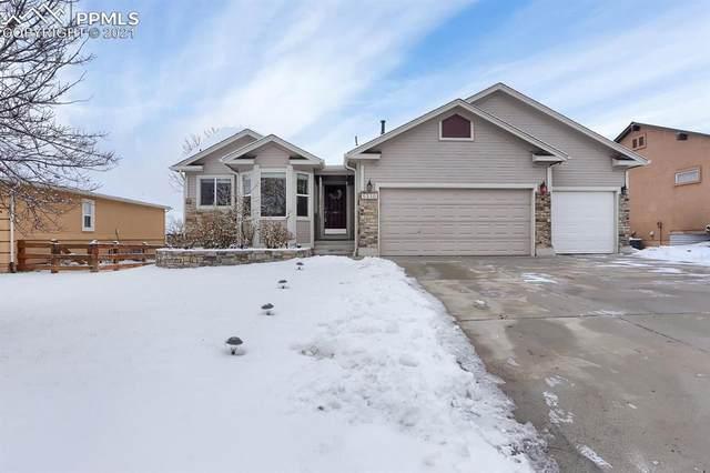 5210 Barnstormers Avenue, Colorado Springs, CO 80911 (#8026516) :: The Kibler Group