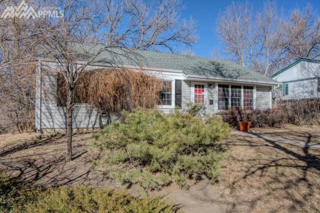 1610 Sherman Street, Colorado Springs, CO 80909 (#8026646) :: Jason Daniels & Associates at RE/MAX Millennium