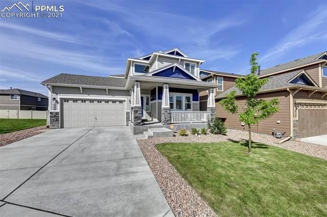 1660 Little Overlook Street, Colorado Springs, CO 80910 (#8026665) :: Fisk Team, RE/MAX Properties, Inc.