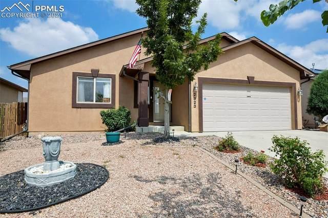 2323 Crestwood Lane, Pueblo, CO 81008 (#8027763) :: Action Team Realty