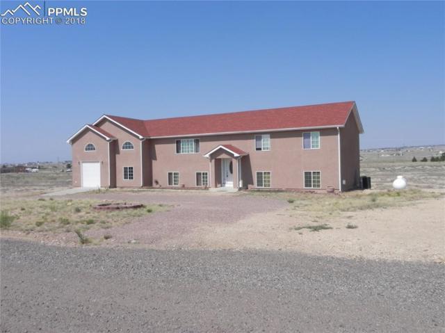 1673 Billy The Kid Road, Pueblo West, CO 81007 (#8028803) :: The Treasure Davis Team