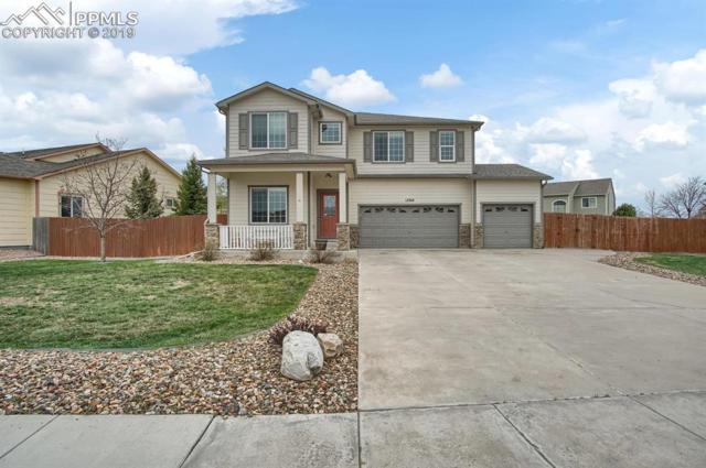 12914 Pine Valley Circle, Peyton, CO 80831 (#8030587) :: The Kibler Group