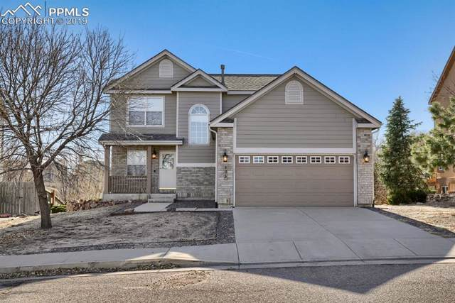 835 Ridgebury Place, Fountain, CO 80817 (#8030960) :: Action Team Realty