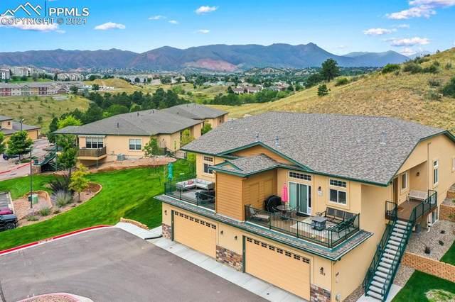 240 Eagle Summit Point #101, Colorado Springs, CO 80919 (#8031036) :: Venterra Real Estate LLC