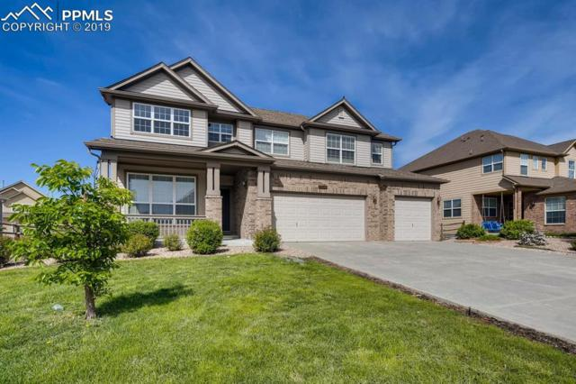 9452 St George Road, Peyton, CO 80831 (#8031709) :: Fisk Team, RE/MAX Properties, Inc.