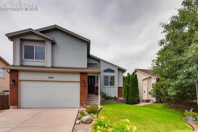 4842 Chariot Drive, Colorado Springs, CO 80923 (#8032621) :: Tommy Daly Home Team