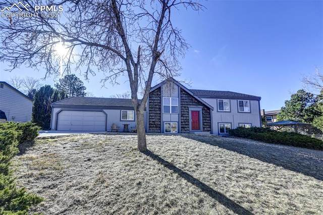 5205 Sodbuster Trail, Colorado Springs, CO 80917 (#8035112) :: The Dixon Group