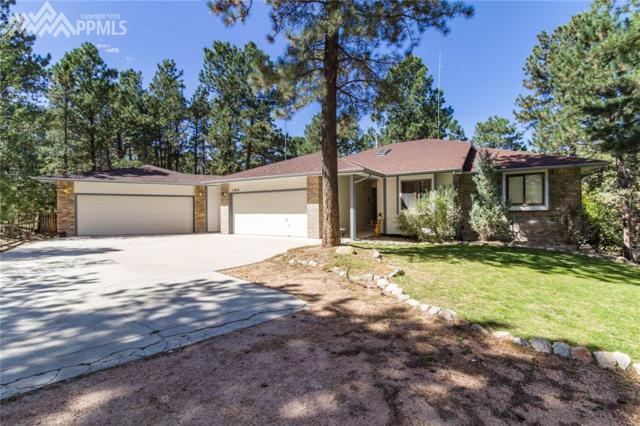 11410 Wakely Road, Colorado Springs, CO 80908 (#8036643) :: 8z Real Estate