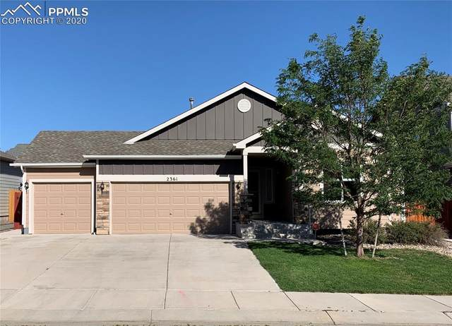 2361 Great Sky Road, Colorado Springs, CO 80915 (#8036664) :: Tommy Daly Home Team