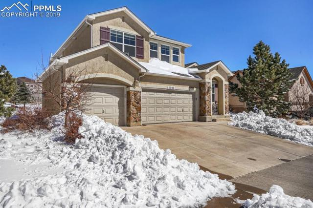 2368 Ledgewood Drive, Colorado Springs, CO 80921 (#8037317) :: The Daniels Team