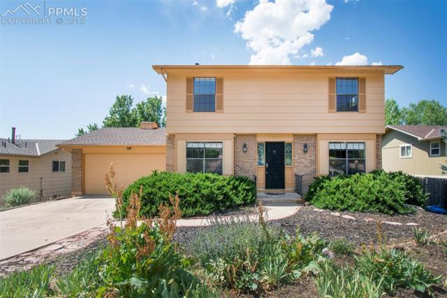545 Allegheny Drive, Colorado Springs, CO 80919 (#8039794) :: Action Team Realty