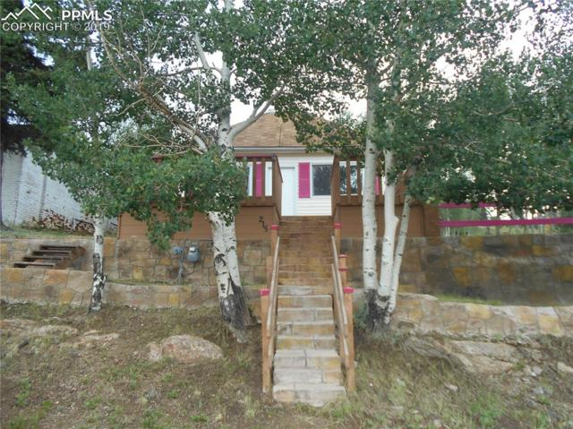 215 S Sixth Street, Victor, CO 80860 (#8040777) :: The Peak Properties Group
