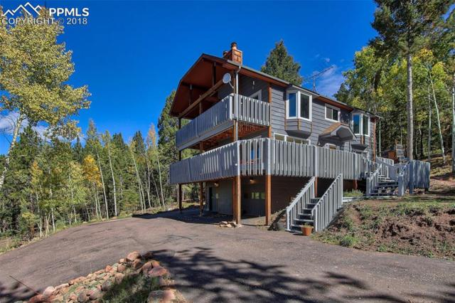 1140 Forest Hill Place, Woodland Park, CO 80863 (#8041546) :: 8z Real Estate