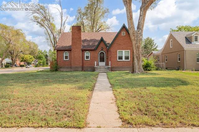 631 W Pitkin Avenue, Pueblo, CO 81004 (#8041804) :: Tommy Daly Home Team