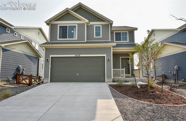 9238 Pacific Crest Drive, Colorado Springs, CO 80927 (#8043945) :: Finch & Gable Real Estate Co.